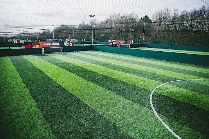 Unlock the Football! West London Inter-Masjid Youth Tournament image