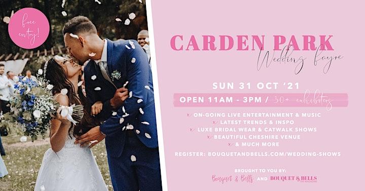 Carden Park Wedding Fayre image