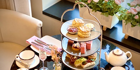 Cherry Blossom Afternoon Tea Pop Up Lounge tickets