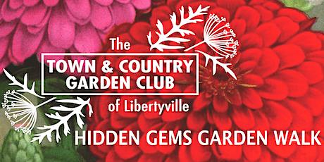 Hidden Gems Garden Walk tickets