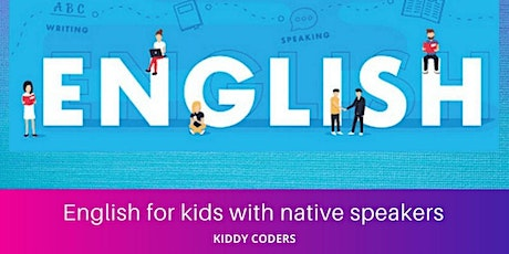 English class (ESOL) for foreign kids - Demo Class tickets