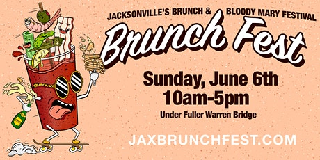 Jacksonville Brunch & Bloody Mary Festival tickets