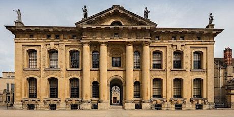 The University of Oxford's development plans tickets
