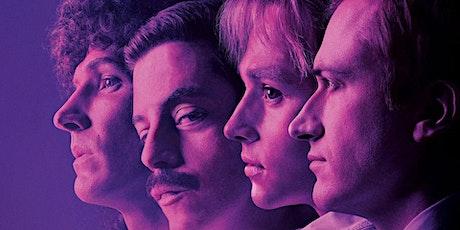 Bohemian Rhapsody (12) + Live Comedy at Film & Food Fest Nottingham tickets