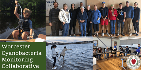 Worcester Cyanobacteria Monitoring Collaborative Information and Training tickets