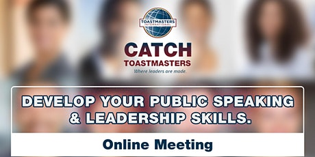 [Virtual] Practical Public Speaking & Leadership Development tickets