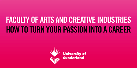 Arts & Creative Industries - How to turn your Passion into a Career (June) tickets