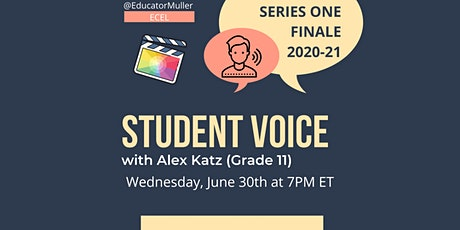 Series One Finale: STUDENT VOICE tickets