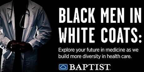 Black  Men in White Coats follow up: Building Success tickets
