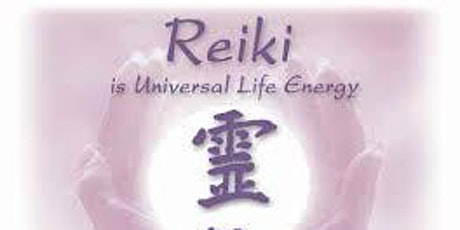 Reiki 1 Training And Certification tickets