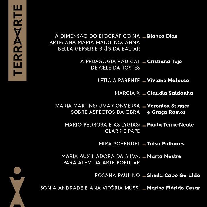 Imagem do evento SONIA ANDRADE e ANA VITORIA MUSSI, Marisa Florido