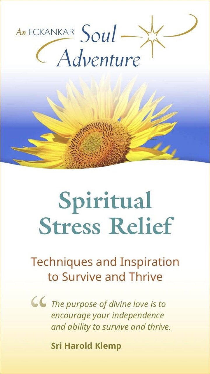 Spiritual Stress Relief--Techniques and Inspiration to Survive and Thrive image