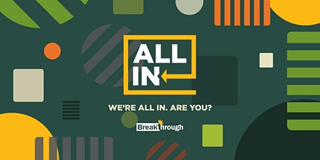 All In Campaign Launch tickets