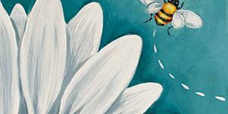 Spring Bee Painting at 15c tickets