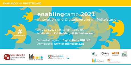 enablingcamp Münsterland #5 Tickets