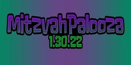 MitzvahPalooza 2022 tickets