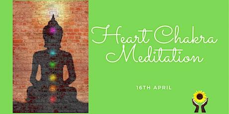 Chakra Meditation Series - Heart Chakra tickets