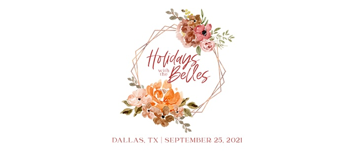Holidays with the Belles image