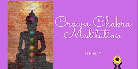 Chakra Meditation Series - Crown Chakra tickets