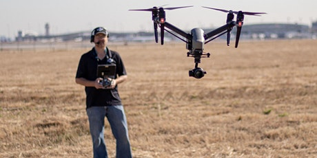 Fort Worth Foto Fest: Drone-tography tickets