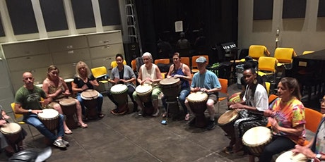 Whole Rhythms - Djembe and Dunun Workshop tickets