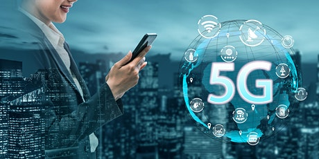 Transform your Business through 5G and Industrial Internet of Things (IIoT) biglietti