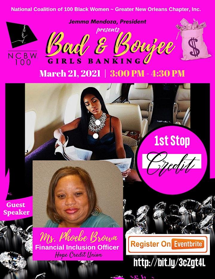 Bad & Boujee Girls Banking image