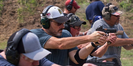 Comprehensive EDC PISTOL CLASS AND WORKSHOP tickets