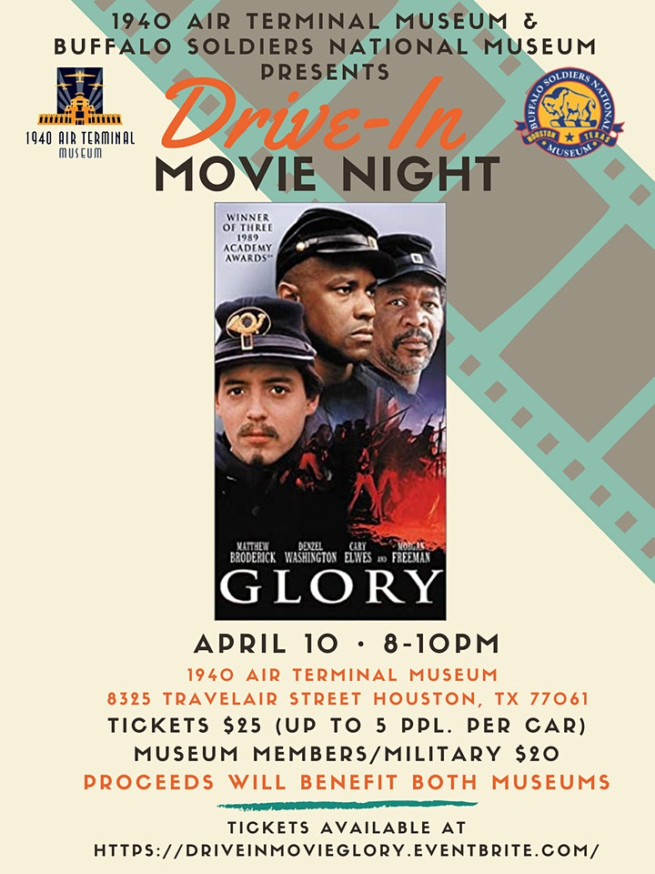 Drive-In Movie Night: Glory image