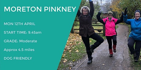 MORETON PINKNEY MEANDER | 3.5 MILES | EASY | NORTHANTS tickets
