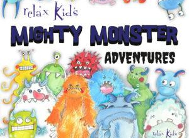 Mighty Monster Adventures Programme image