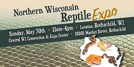 Northern Wisconsin Reptile Expo tickets