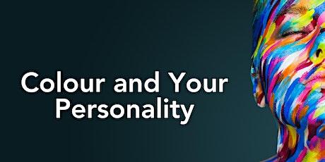 Colour and Your Personality biglietti