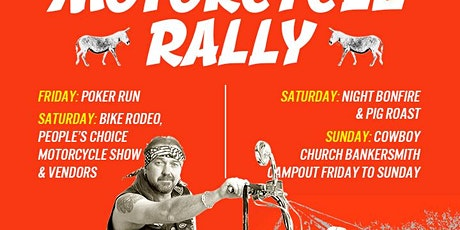 Bankersmith Biker Campout tickets