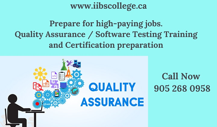 Prepare for high paying jobs – Quality Assurance image