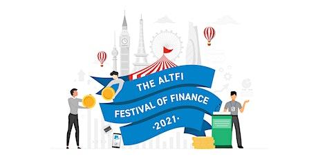 AltFi Festival of Finance 2021 tickets