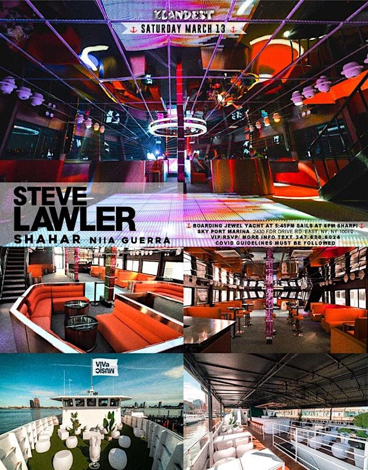STEVE LAWLER [VIVa MUSiC Sightseeing Cruise ] Shahar/ Niia Guerra image