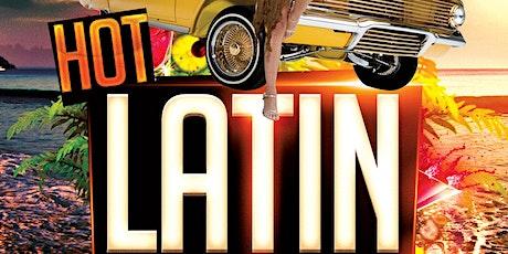 Hot Latin Nights tickets