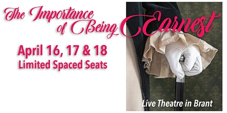 """Playful Fox Presents """"The Importance of Being Earnest"""" by Oscar Wilde tickets"""