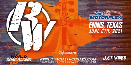 "2021 RACEWARS ENNIS, TX ""The Southern Classic"" tickets"