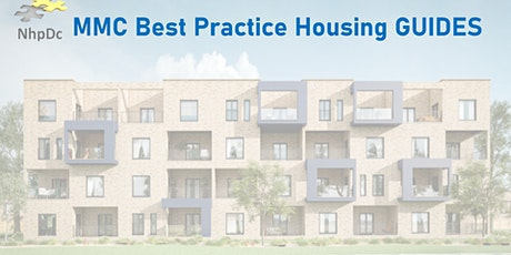 Webinar: MMC Best Practice Housing Guides - WHAT? WHY? HOW? tickets