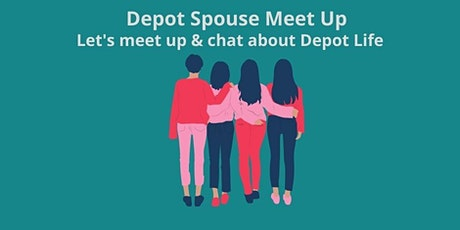 MCRD Depot Spouse Meet Up tickets
