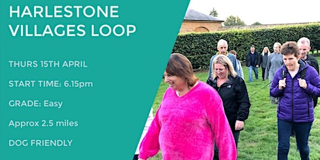 HARLESTONE VILLAGES LOOP | 2.5 MILES | GRADE | NORTHANTS tickets