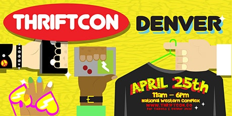 ThriftCon Denver tickets