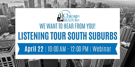 CAR Listening Tour – South Suburbs tickets