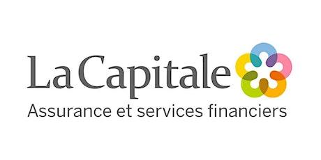Webinaire gratuit - Carrière à La Capitale Sécurité Financière billets