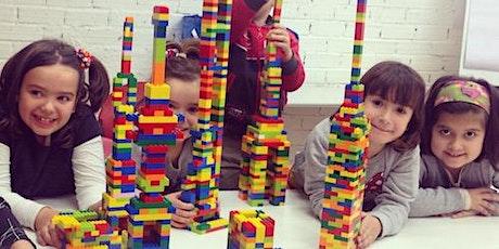 tocando las nubes: torres legométricas (grupo de 4 a 6 años) entradas