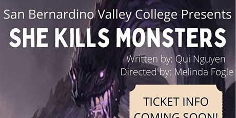 She Kills Monsters tickets