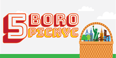5 Boro PicNYC 2021 tickets