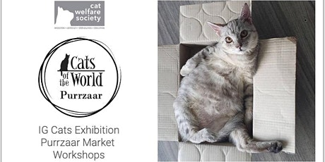 Cats of the World Purrzarr tickets
